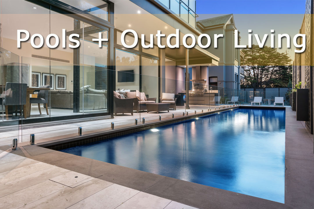 Melbourne Home Design + Living - Pools + Outdoor Living
