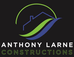 Anthony Larne Constructions logo