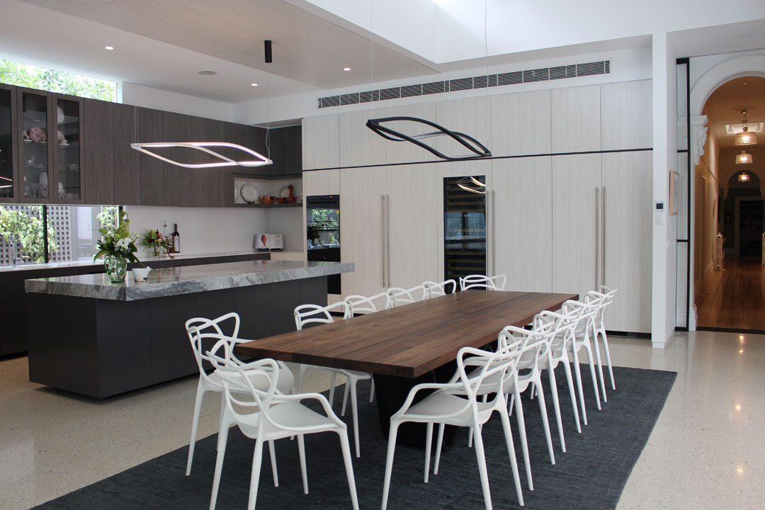 Fleetwood Building Design & Construction contemporary kitchen renovation