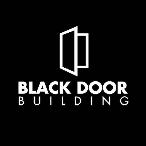 Black Door Building Logo