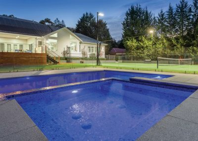 Exotic Pools