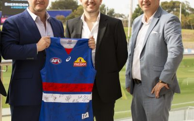 At Home With The Western Bulldogs