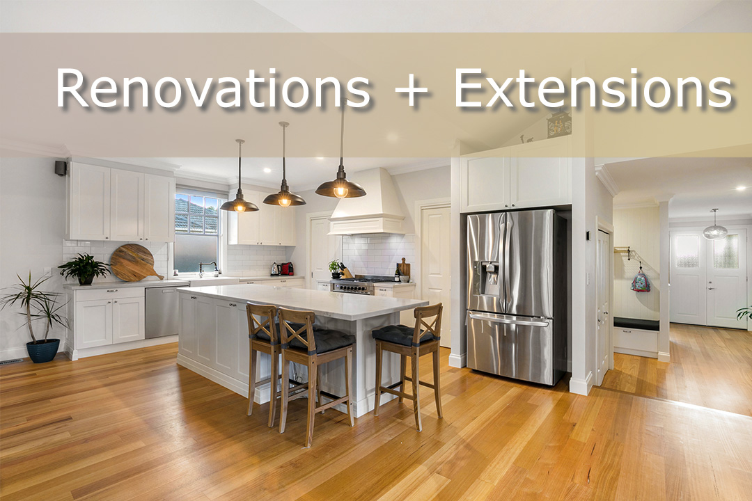 Home Design + Living - Home Design - Renovations + Extensions